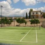 6 Pistas deportivas. Tenis